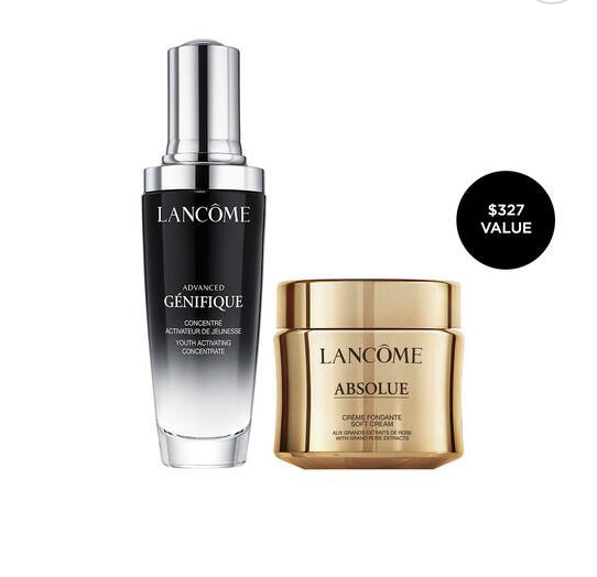 Lancome: 40% off sitwide