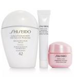 Macy's: Shiseido 3-pc SPF Skincare Set for