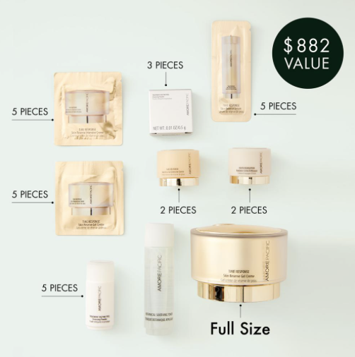 Amorepacific: Sample Sale! Up to 90% off