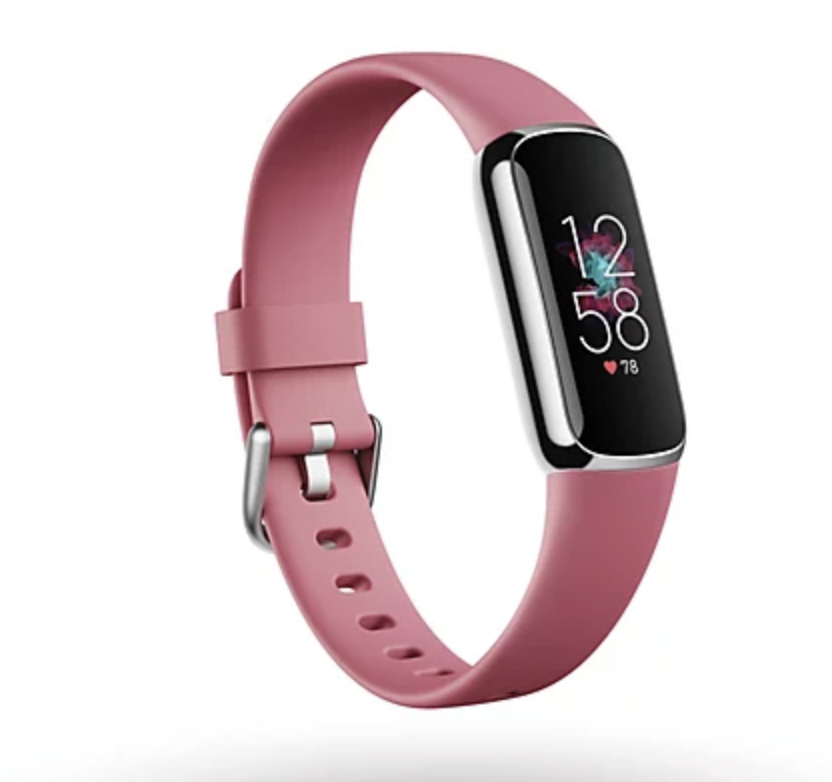 QVC: Fitbit Luxe Fitness & Wellness Smart Wearable for .9