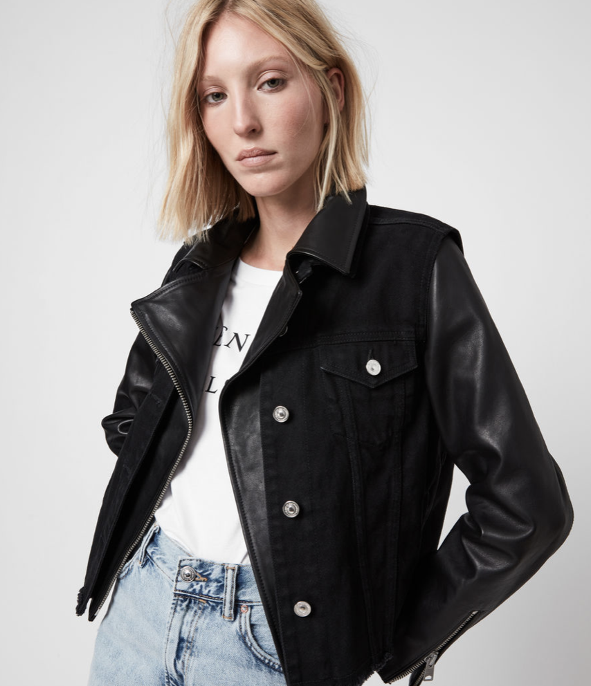 AllSaints: Up to 50% off sale styles