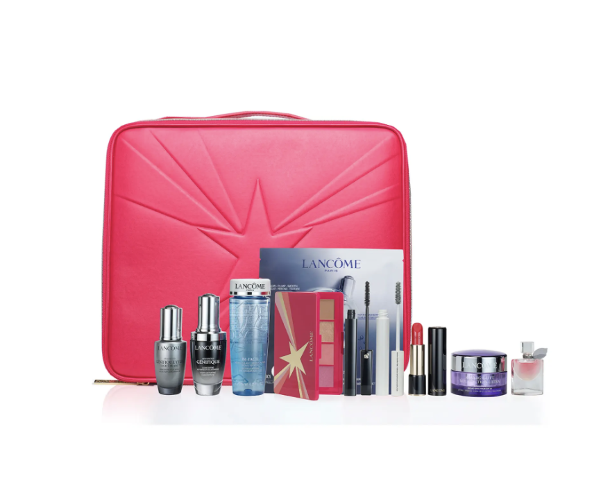 Lancome Holiday Beauty Box Collection launched