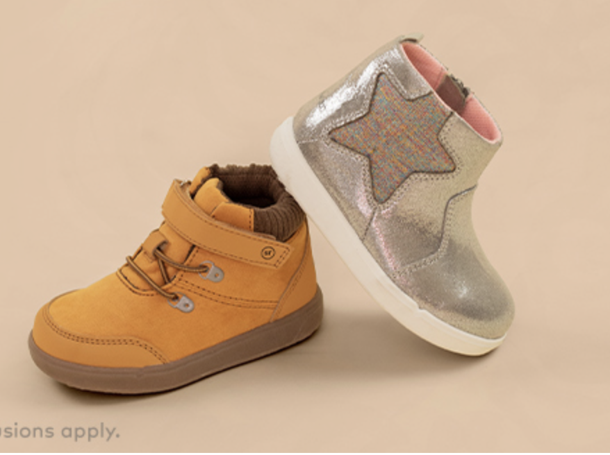 Stride Rite: 360 Boots for .95