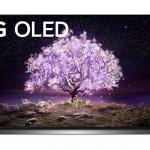 LG OLED C1 Series TV (2021) on sale.